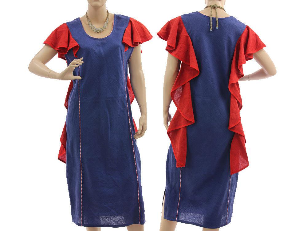 Kleid rot 40