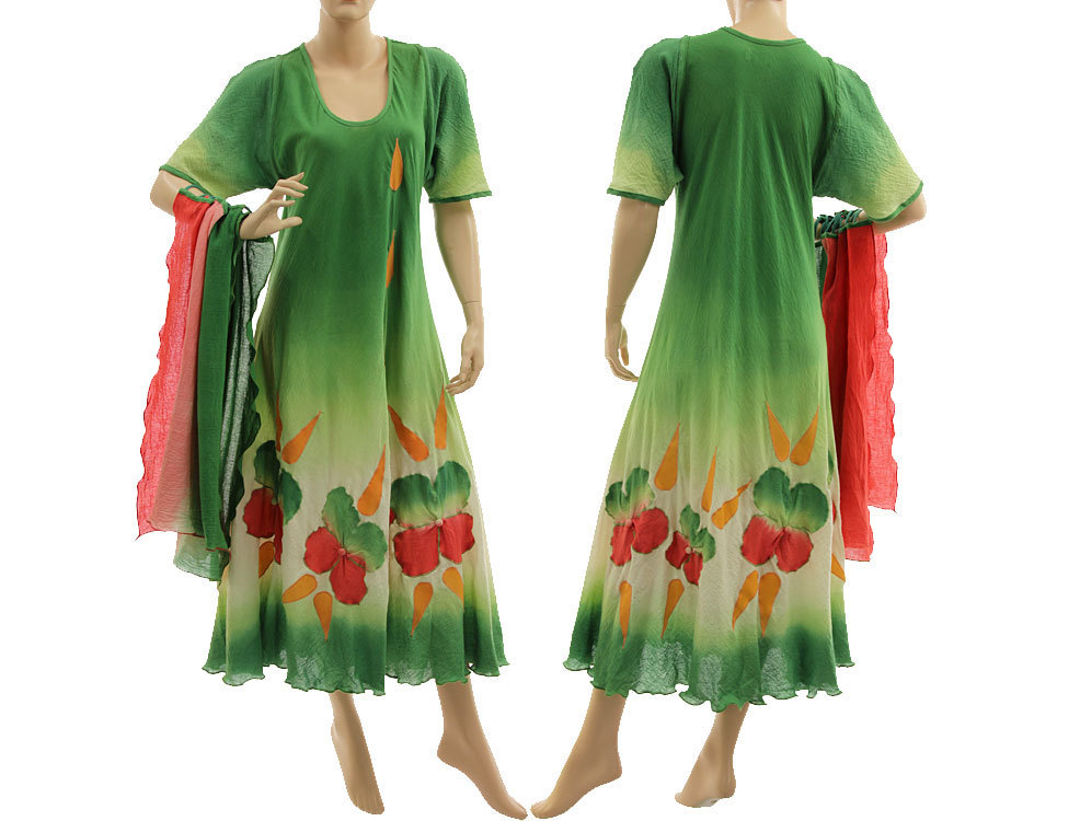 Kleid rot 92